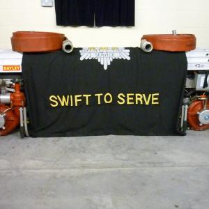 Swift To Serve
