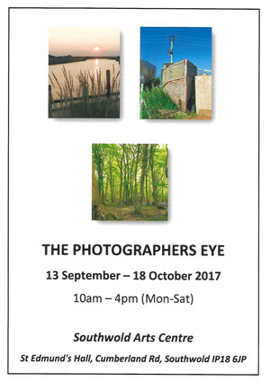 Photographer's Eye Exhibition Poster