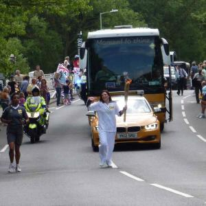 Torch leaving SW