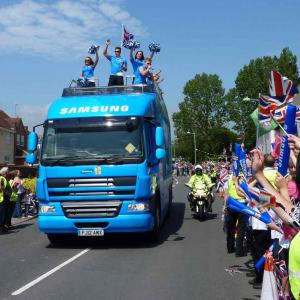 Torch sponsors leaving Reydon